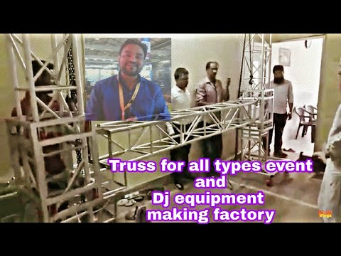 Truss Making Factory, Truss in Dealer Price | Delhi Vlogs