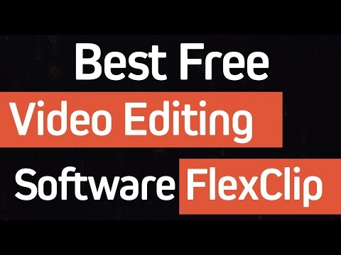 best-free-video-editing-software-online-for-youtube-|-flexclip-video-editor-|-bangla-tutorial-2019