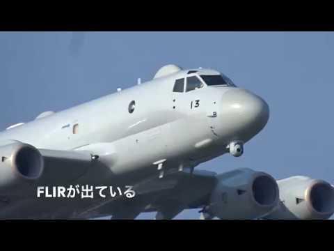 厚木基地の空-386 '17/8/30 (P-1 #13 初撮り! NFはT&G!タップリ!)