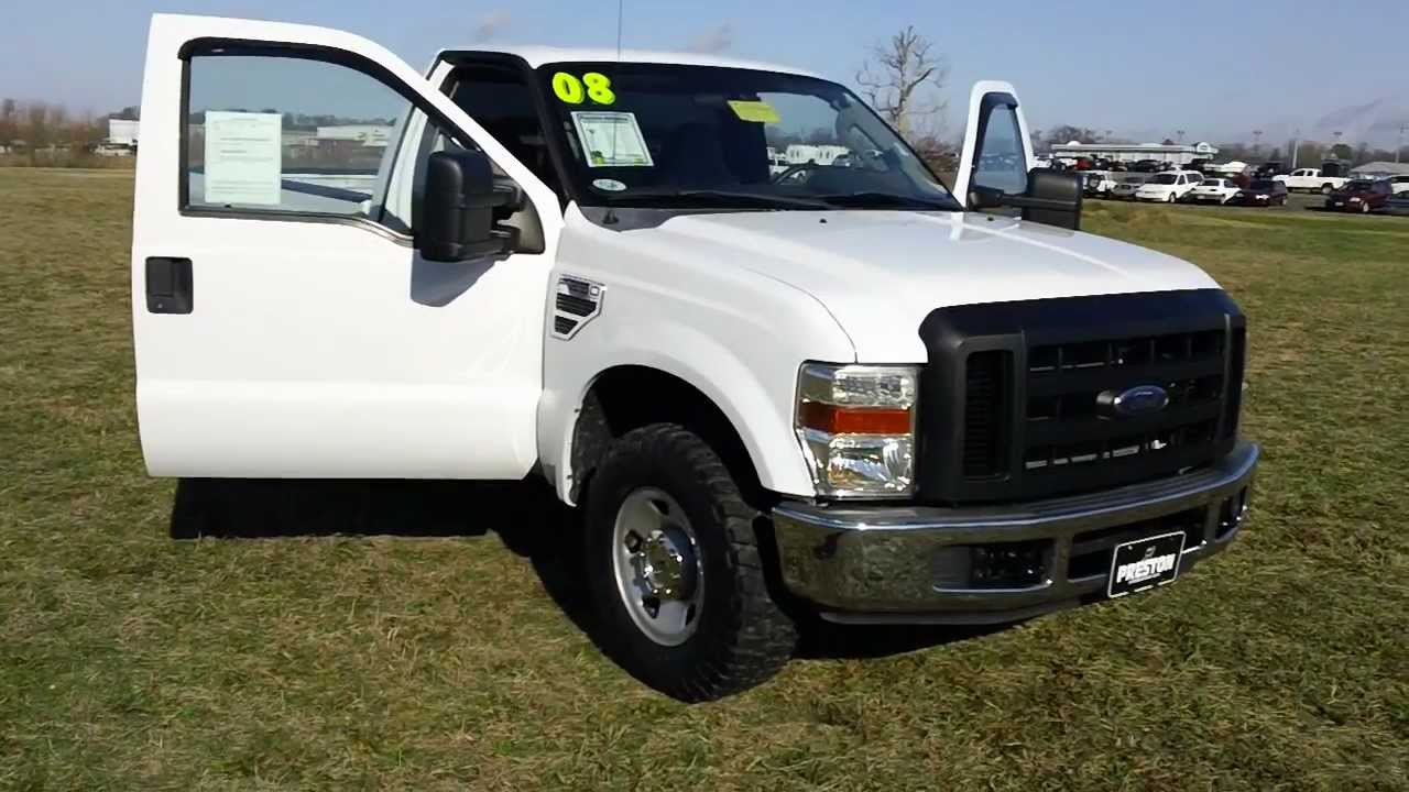Ford F250 Work Truck For Maryland Commercial Vehicle Dealer You