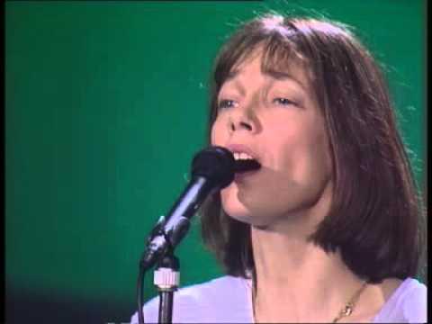 JANE BIRKIN : Live au casino de Paris - BABY ALONE IN BABYLONE, DES ILES ET DES ELLES etc...EME...