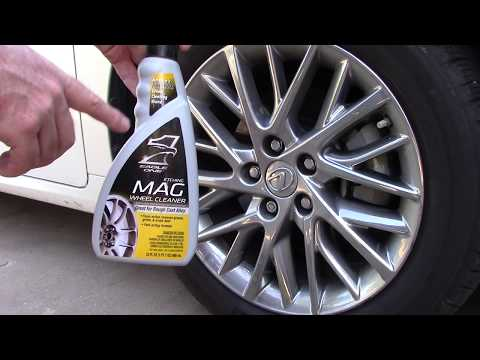 Eagle One Etching Mag Wheel Cleaner - It's A Winner!