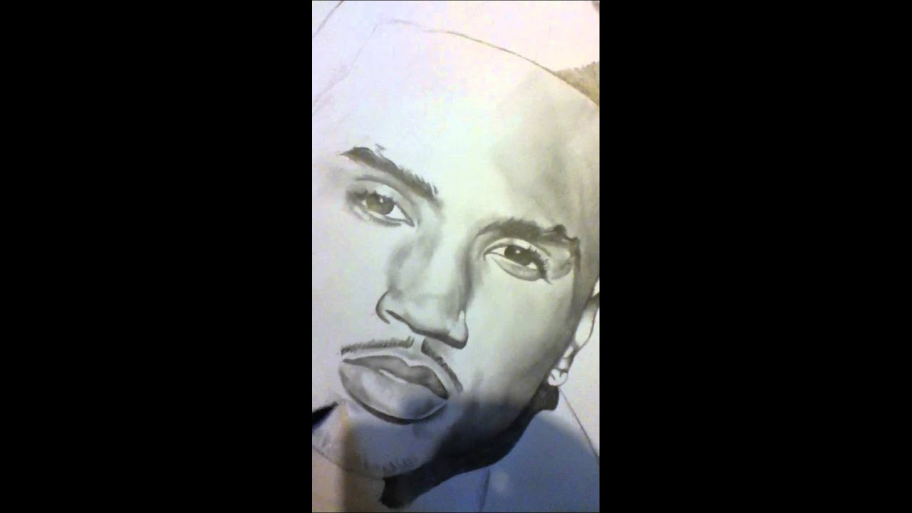 Jordan thompson drawing trey songz youtube altavistaventures Images