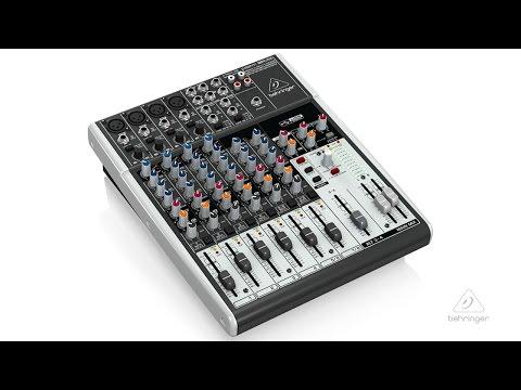 XENYX 1204USB Premium 12-Input 2/2-Bus Mixer