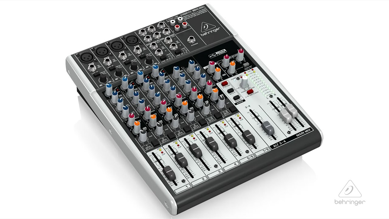 DRIVERS FOR BEHRINGER 1204USB ASIO