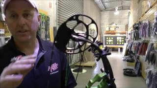 pse phenom xt 2017 compound bow review
