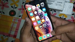 Unboxing the brand new iphone X s  with specification and review