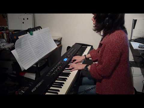 Alice In Chains - Black Gives Way To Blue - piano cover [HD]