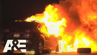 Live Rescue: Continuous Car Fire (Season 2) | A&E