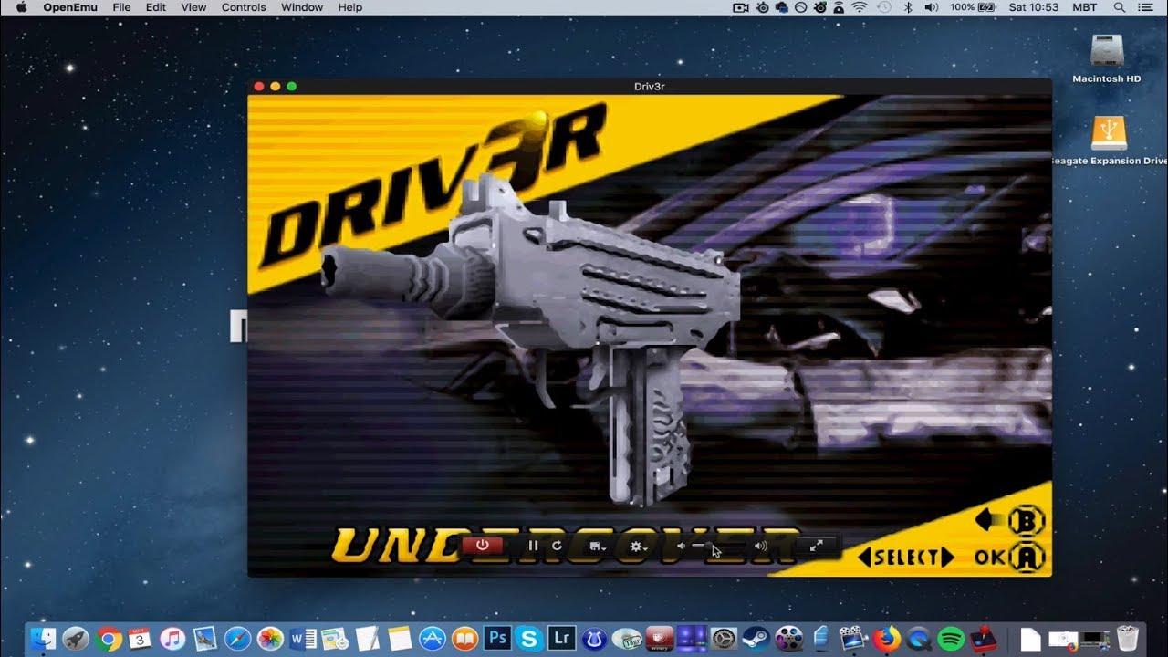 How To Install Driv3r On Mac Gba Emulator Tutorial Youtube