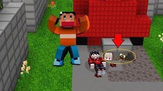 จะเป็นอย่างไร? ถ้าต้องมา ซ่อนแอบหนี ไจแอนท์ สุดโหด?? (Minecraft ซ่อนแอบ)