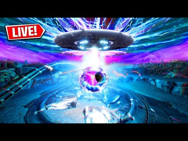 *NEW* RIFT ORB EVENT HAPPENING RIGHT NOW! CUBE RETURNING LIVE! (FORTNITE BATTLE ROYALE)