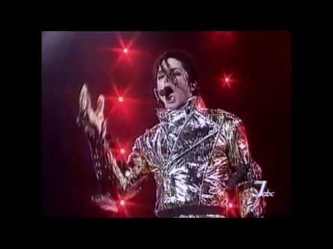 Michael Jackson - Scream - Live Bucharest...