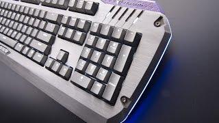 Самая крепкая клавиатура! ⏯ Обзор Tesoro Colada Saint