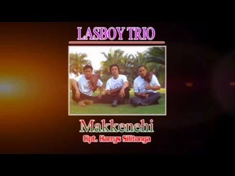 MAKKENEHI (official video) LAS BOY TRIO ft. lagu pop Batak terbaik