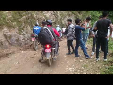 On the way to chitlang