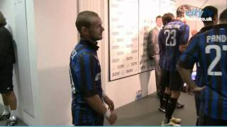 behind the scenes of man city vs inter milan