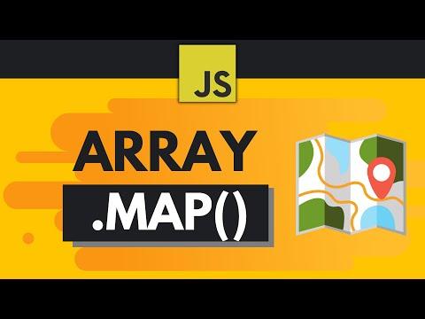 Javascript Array .map() Explained