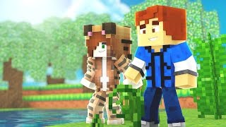 Minecraft Recess - TINA AND RYAN'S SPECIAL GUEST !?