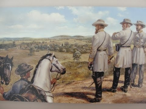 CIVIL WAR:BATTLE OF COLD HARBOR *LEE/SOUTHERN VICTORY  CASUALTIES:NORTH 12,737 CSA  4,595