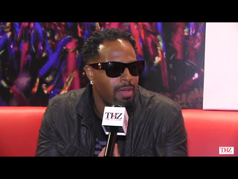 Shawn Wayans, Comedy Life, and THZ