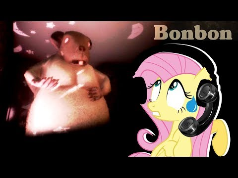 Fluttershy plays Bonbon 🍉   HELLO, 911?! I NEED SOME CHEESE.