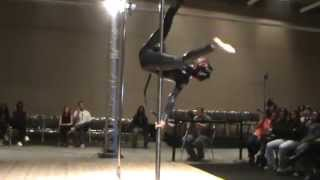 Tiger Lily's Bad Ass performance for The Miss GA Pole Competition 2011