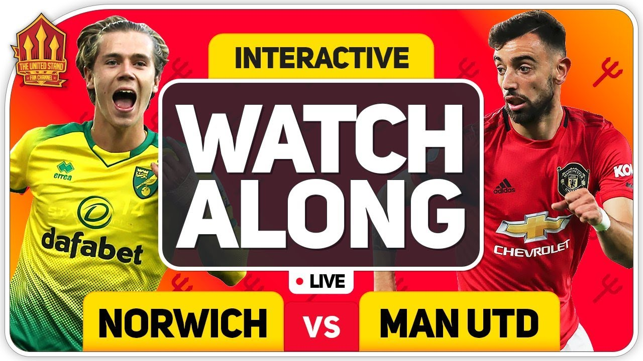 Norwich City vs. Man. United: Live stream, start time, TV channel ...