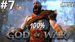 Zagrajmy w God of War 2018 (100%) odc. 7 - Przyjazna wiedźma?