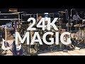 """Eric """"E-Panda"""" Hernandez performs 24K Magic DRUM PLAY THROUGH - Bruno Mars"""