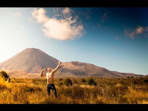 VISITING MOUNT DOOM - BACK TO AUCKLAND