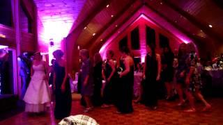 Mindy/Cory Wedding Line Dance