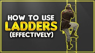 CS:GO Movement: How to use Ladders