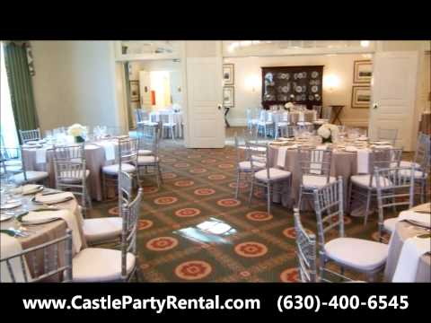 Chiavari Chair Rentals - Chicago, IL - Castle Party Rental