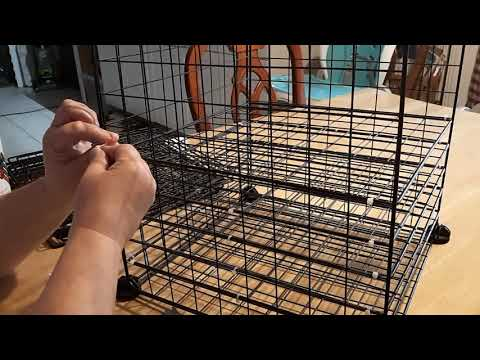 How to Make a Puzzle Rack / Art Drying Rack / Paper Sorter