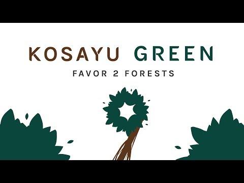 JINGLE KOSAYU GREEN 9 [OFFICIAL LYRIC VIDEO]