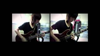 sleeping with sirens do it now remember it later guitar cover