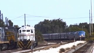 Amtrak Sunset Limited & Super Star FLORIDA