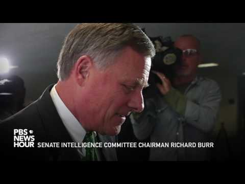 Burr: Comey never mentioned Trump