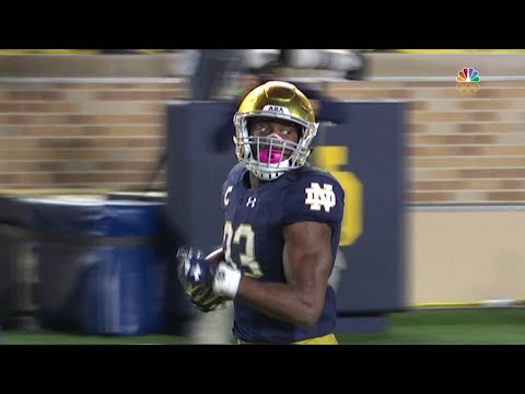 HIGHLIGHTS: @NDFootball vs. USC (2017)