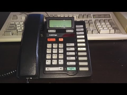 Northern Telecom M9316 Telephone