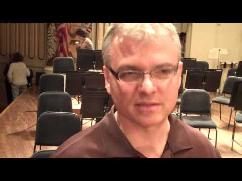 SLSO Video Blog - Mar. 24, 2010 Rehearsal for Shostakovich Symphony No. 8