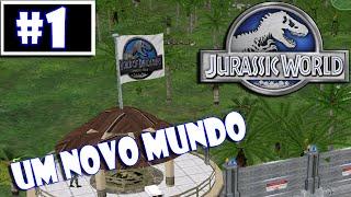 Jurassic World : Operation Genesis (Gameplay/PT-BR) - Um Novo Mundo (#1)