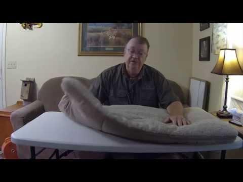 Wash and Zip Pet Bed