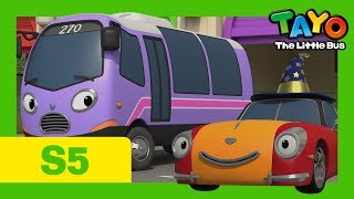 Video Tayo S5 EP22 l Trammy's Wish l Tayo the Little Bus download MP3, 3GP, MP4, WEBM, AVI, FLV November 2019