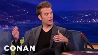 Anthony Jeselnik Loves Deadly Shark Attacks Too Much