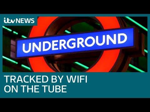 .倫敦地鐵將用 Wi-Fi 跟蹤乘客手機,讓地鐵不再擁擠