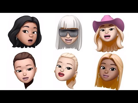CELEBRITY MEMOJIS! Music Artists Edition! Mp3