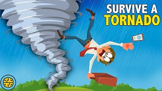 This Happens To Your Body When You Dive Into A Tornado