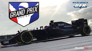 9: Spa-Francorchamps // iRacing Grand Prix Series [2/2]